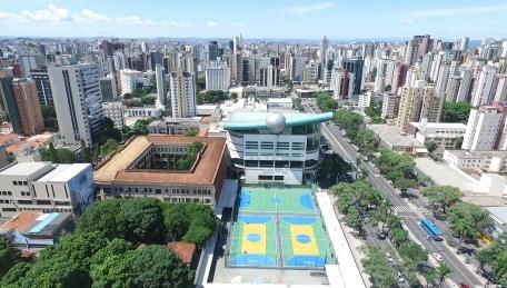 Belo Horizonte - São Pedro (Colégio Marista e Chevrolet Hall)